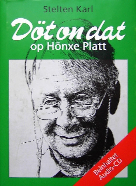 Cover des Titels Döt on dat op Hönxe Platt